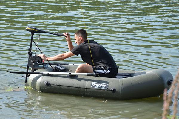 sportex schlauchboot Auslegeboot