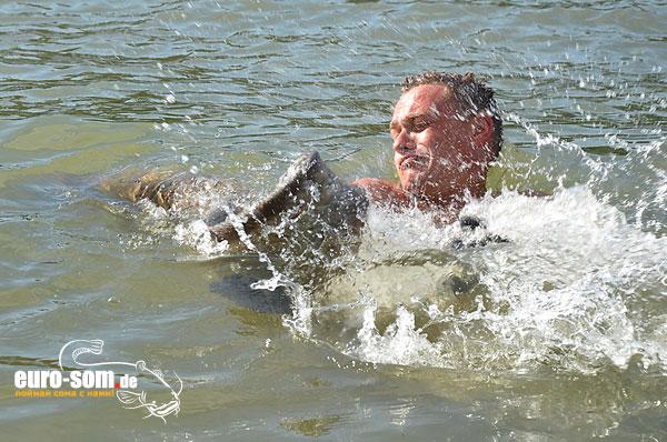 Vitali Dalke catch&release