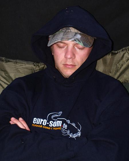 Рыбалка на сома в апреле